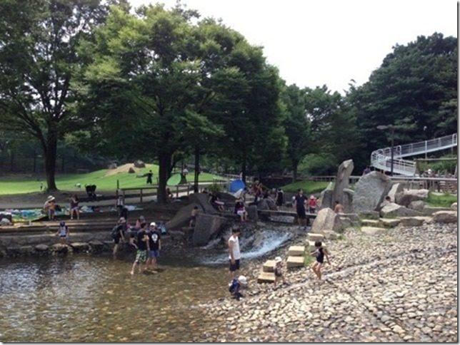 赤羽清水坂公園