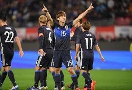 大迫勇也日本代表