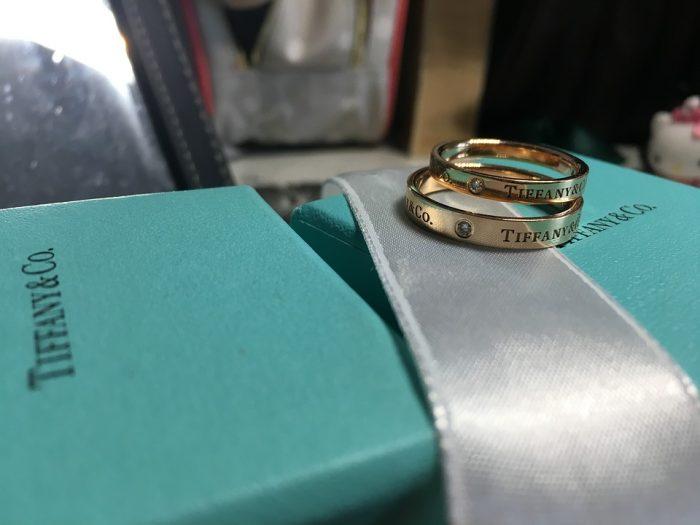 武井咲もらう指輪ティファニー