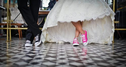 年賀状 結婚式