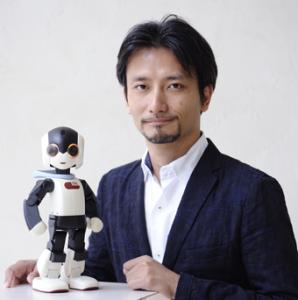 高橋智隆氏/プロフィール